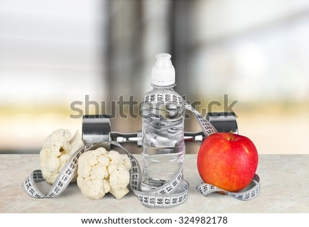 Fitness. - stock photo
