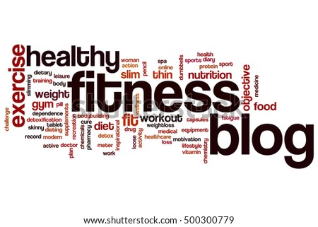 words related to fitness
