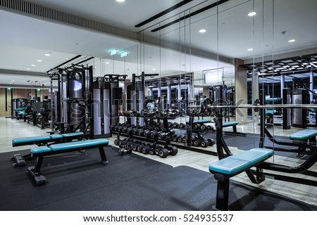 Gymnasium Stock Images Royalty Free Images Amp Vectors