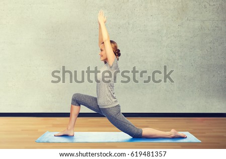 Low Lunge Stock Images, Royalty-Free Images & Vectors | Shutterstock