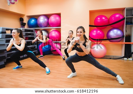 fitness sport training gym lifestyle concept stock photo 618412196 shutterstock. Black Bedroom Furniture Sets. Home Design Ideas