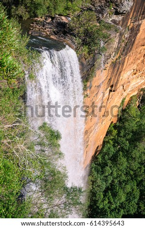 Fitzroy Falls Morton National Park Photo John Yurasek Nsw Government