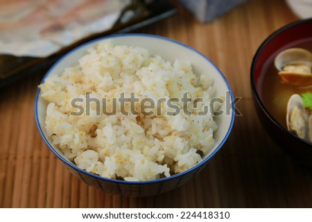 five grained rice