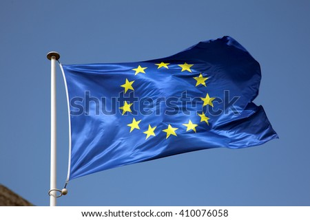 Flag of Europe EU