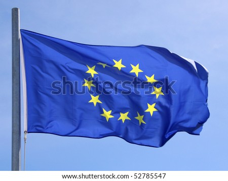 Flag of European Union 2
