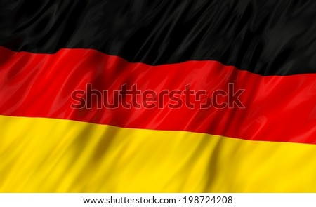 Flag of Germany.