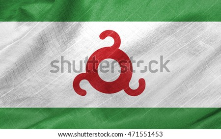 Flag of Ingushetia