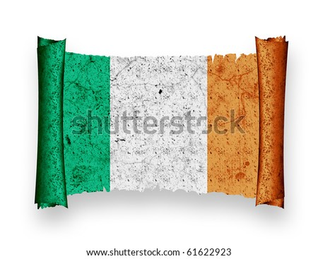 Flag of Irland