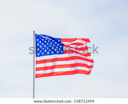 Flag of the United States of America, United States Flag