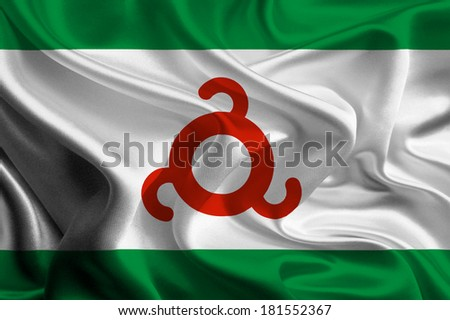 Flags of Federal Subjects of Russia: Republic of Ingushetia