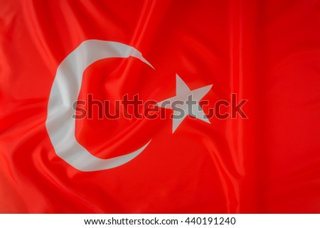 Flags of Turkey