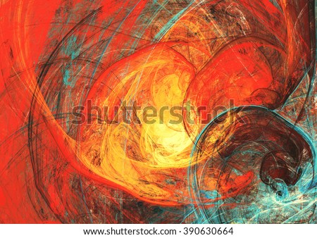abstract painting texture in summer color modern futuristic red pattern bright - Free Painting Pictures