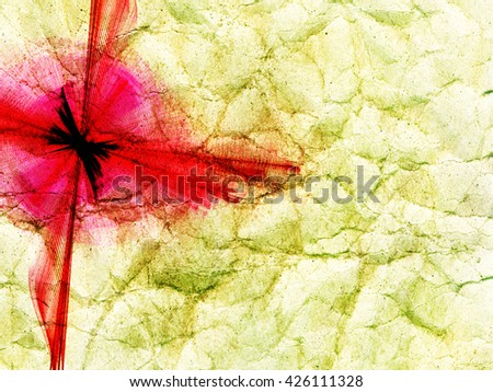 flash abstract  background gradient colored - stock photo