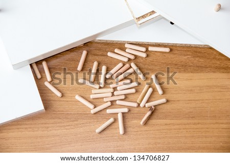 Furniture assembly stock images royalty free images vectors shutterstock - Diy tips assembling flat pack furniture ...