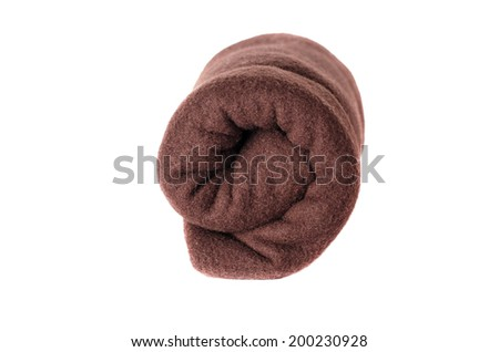fleece - stock photo