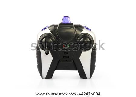 Flight's remote controller  - stock photo