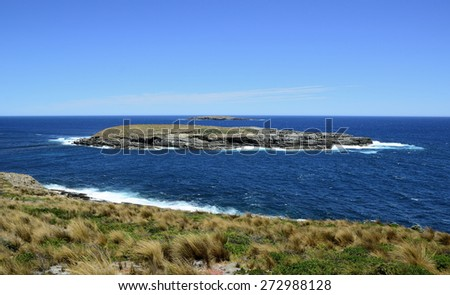 Flinders Chase National Park, Kangaroo Island, South Australia - stock photo