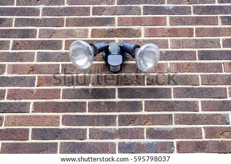 Security Light Stock Images Royalty Free Images Amp Vectors