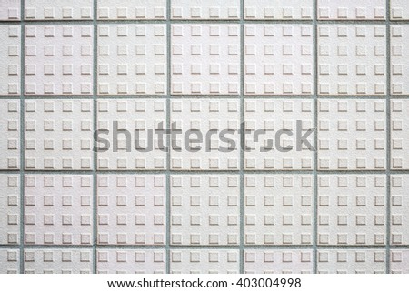 Floor tile texture and background - stock photo