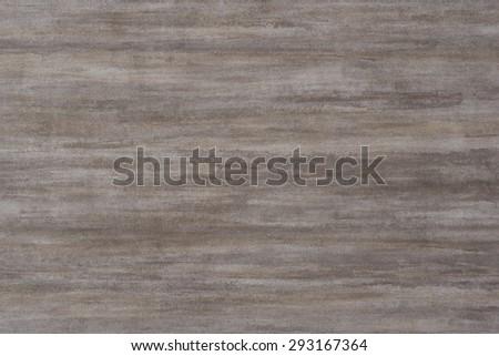 Floor tile with grain across in brown tan - stock photo