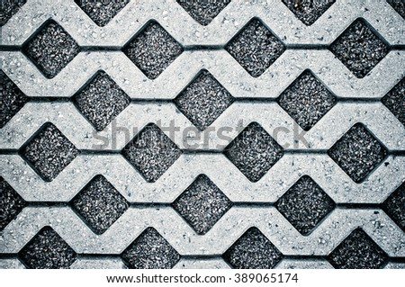 Floor tiles background - stock photo