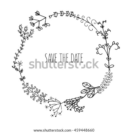 Stock Vector Lily Flower Vector Outline as well Stock Photo Hops Icon Beer And Hop Hops Symbol Ui Web Logo Sign Flat Design Appstock 125128393 as well Stock Vector Floral Wreath Doodle Save The Date besides  on modern herb garden html