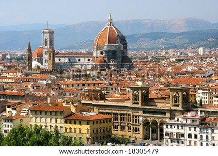 Florence's View  (Tuscany - Italy)