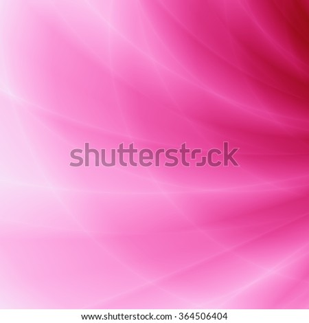Flow smooth wallpaper abstract unusual pink background - stock photo