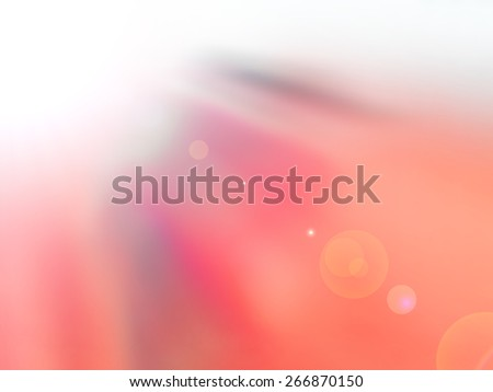 Flower field,abstract blur background for web design, colorful, blurred, wallpaper,illustration - stock photo