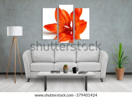 Wall Art Canvas Prints canvas print stock images, royalty-free images & vectors