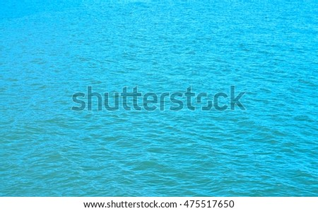 Flowing water surface with ripples. Abstract background
