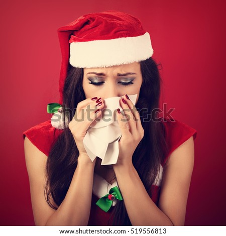 Sick Christmas Stock Images, Royalty-Free Images & Vectors ...