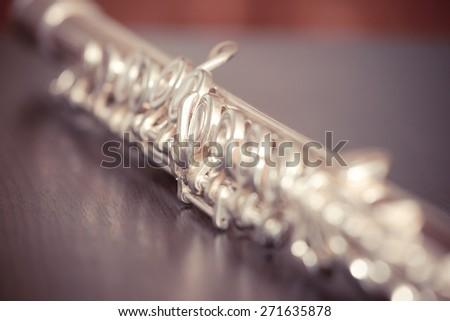 flute - stock photo
