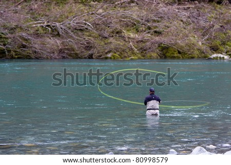 Fly fishing trout stock images royalty free images for Trout fishing northern california