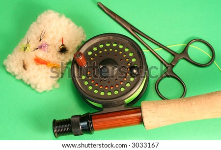 Fly Fishing Tools