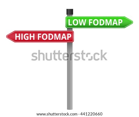 Fodmap Diet - High Fodmap & Low Fodmap Signs