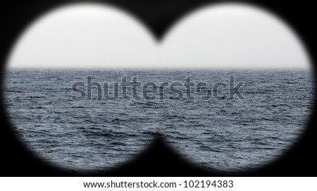 binoculars view stock images royaltyfree images