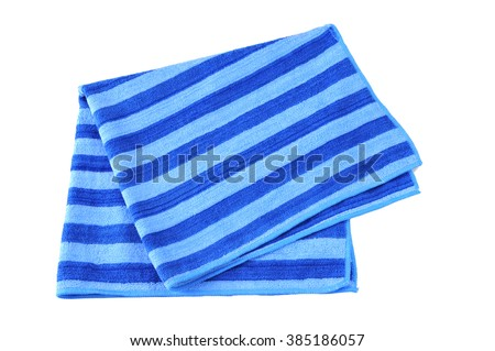 beach towel. Folded Beach Towel  striped cloth set isolated on white background Stock Images Royalty Free Vectors Shutterstock