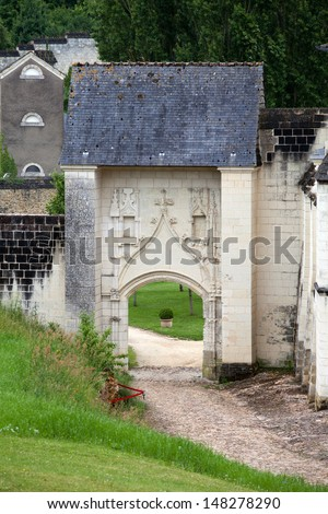 Fontevraud Abbey - Loire Valley , France