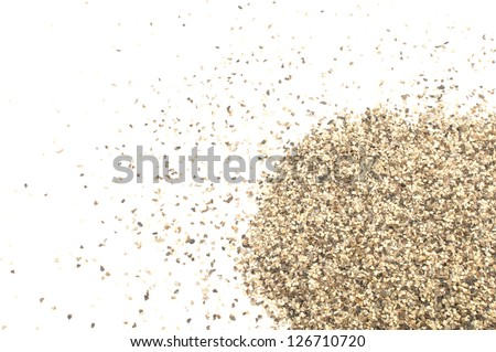 Food & Drink Arrow Food Arrow Herbs/Spice - stock photo