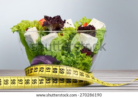 Food, menu, concept. - stock photo