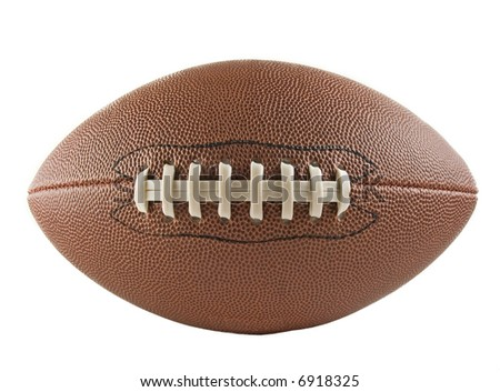 Football - stock photo