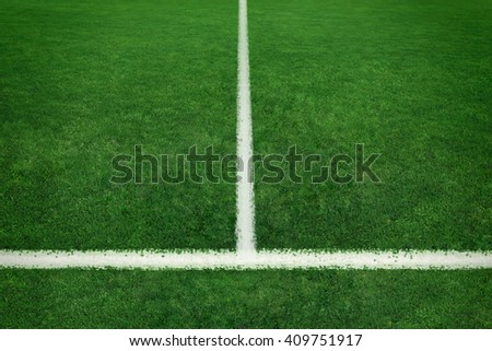 Football field background
