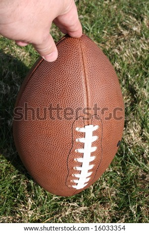Football held for kickoff