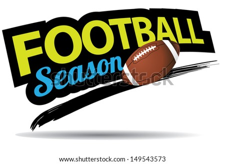 Football icon symbol design element. jpg