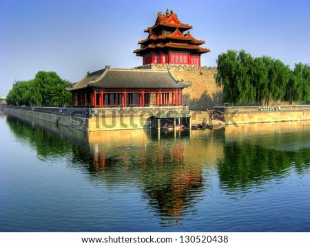Forbidden City | Beijing (China) - stock photo