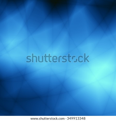 Force blue nice wallpaper unusual background - stock photo