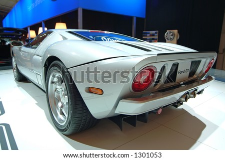 Ford GT # 2 - stock photo