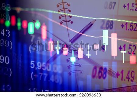 Stock market exchange rate