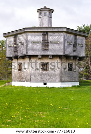 Fort Edgecomb blockhouse